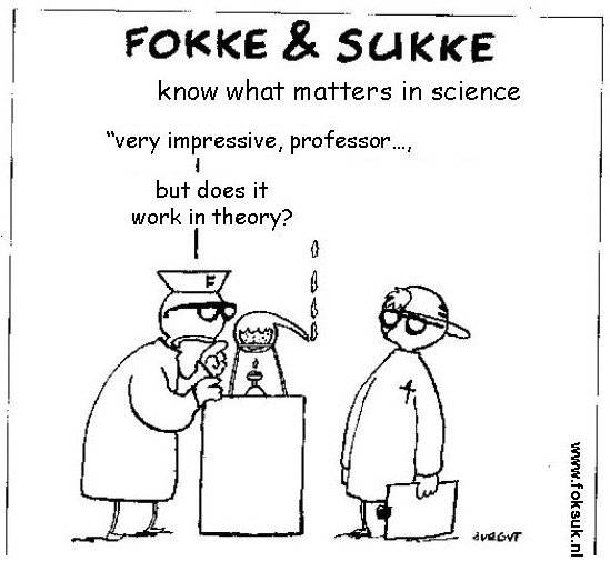 If You Say So >> Frank's favourite science cartoons